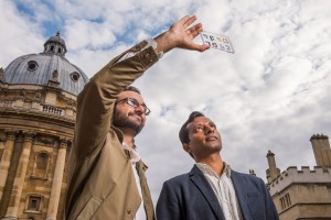 Image from Oxford spin-out to use phase change materials for smart glazing, displays News Article