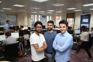 Image from Oxford University Innovation startup helps companies vet employees quickly and at low cost News Article