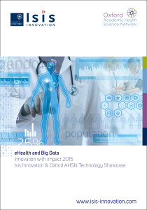Publication cover image from Oxford Technology Showcase 2015 brochure file