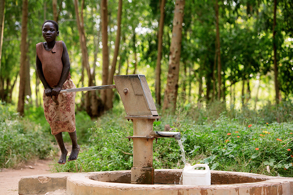 Smart Water Pumps Oxford University Innovation