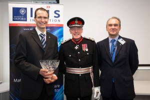 Image from Her Majesty's Lord Lieutenant presents Isis Enterprise with Queen's Award for Enterprise News Article