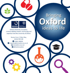 Publication cover image from Bringing Oxford ideas to life file