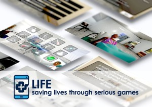 Image from The LIFE-Changing Game News Article