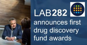 Image from Drugs from bugs tops list of LAB282's first round of grants News Article
