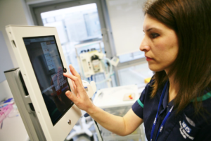 Image from Drayson Technologies partners Oxford University on digital health technologies for the NHS News Article