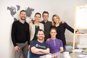 Image from Oxford startup Prolific takes on Amazon News Article