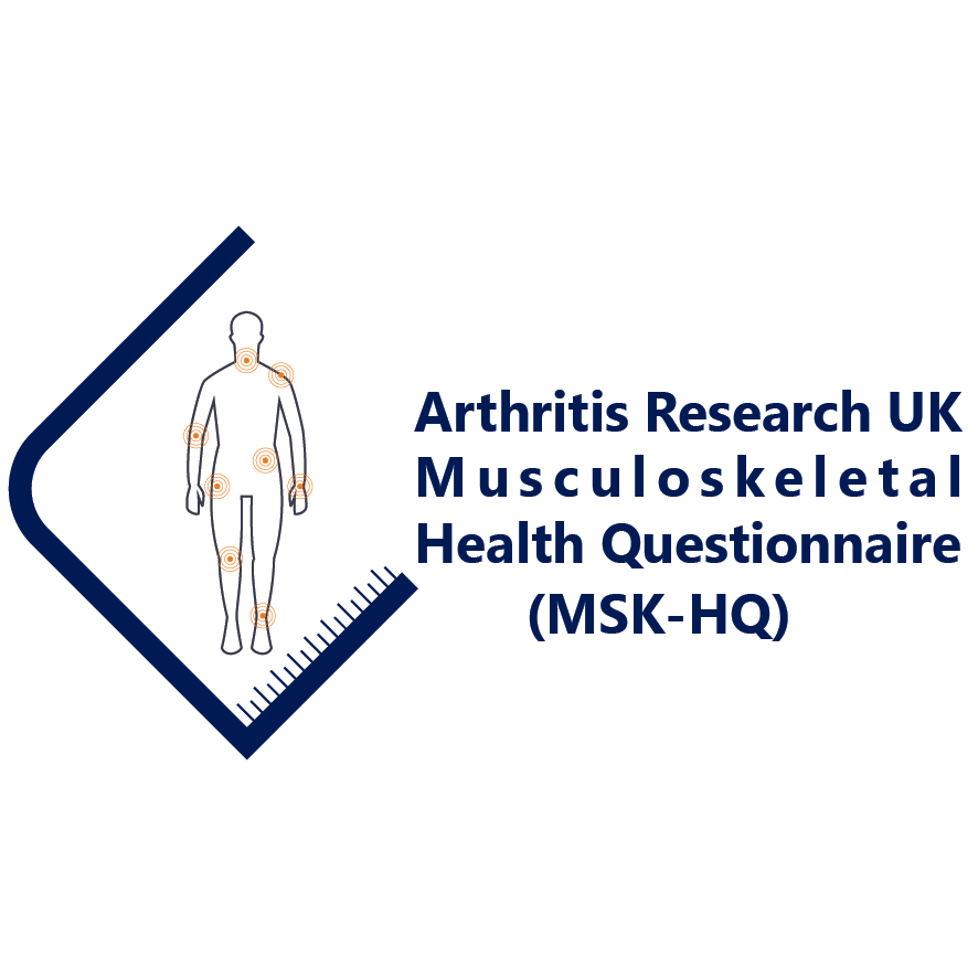 Musculoskeletal Health Questionnaire Msk Hq Oxford