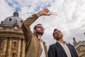 Image from Oxford firm Bodle secures £6m to introduce new digital display technology News Article