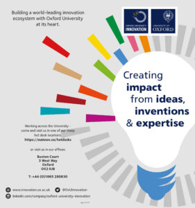 Publication cover image from Creating impact from ideas, inventions & expertise file