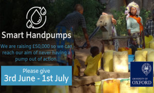 Image from Oxford University launches crowdfunding campaign for reliable drinking water in Africa News Article