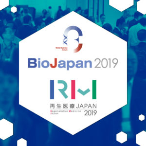 Image from BioJapan 2019 News Article