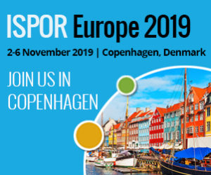 Image from ISPOR Europe 2019 News Article