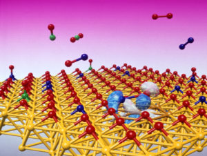 Image from Licence Details: Solar-powered photocatalytic production of hydrogen