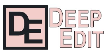 Deep Edit Logo